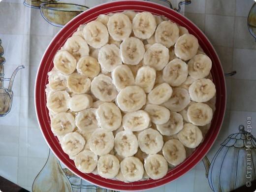 Этот великолепный тортик я сделала очень быстро по рецепту Светланы-май! Вот ссылка на рецепт: http://stranamasterov.ru/node/180250?c=favorite фото 1