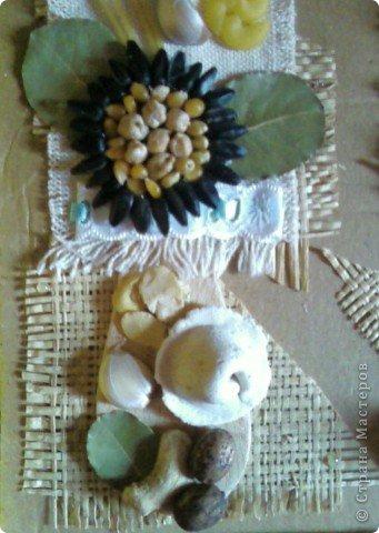 Панно из пищевых продуктов фото 2