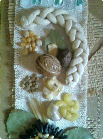 Панно из пищевых продуктов фото 4