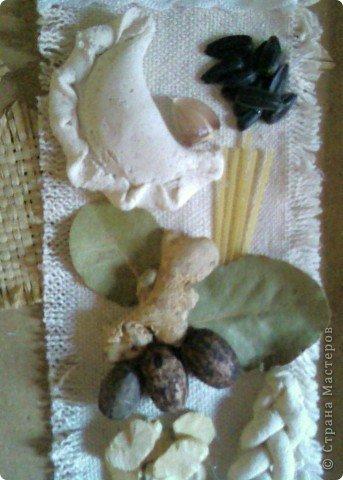 Панно из пищевых продуктов фото 5