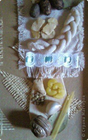 Панно из пищевых продуктов фото 3