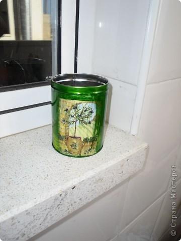 баночка для чая  фото 3