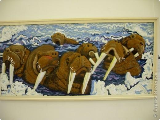 Вот с этих антилоп мы начали знакомство с выставкой. фото 24
