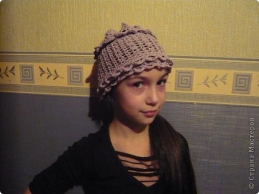 Еще немного шапочек фото 3