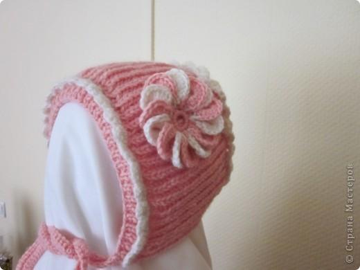 Еще немного шапочек фото 2
