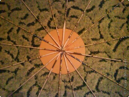 красила лак клен по краям, полоска белой акриловой краской и на дне (под салфетку) фото 2