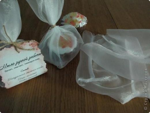 Что-то я начала лозунгами говорить!:))) Мыльные куличики мы наварили красивые http://stranamasterov.ru/node/180785, но подарить их нужно тоже красиво! фото 4