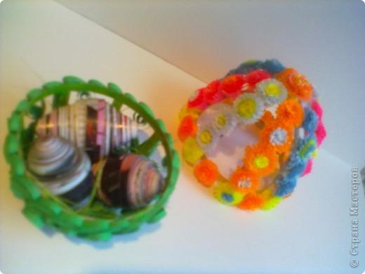 Сделала денежную коробочку и шкатулку- яйцо в подарок. фото 4