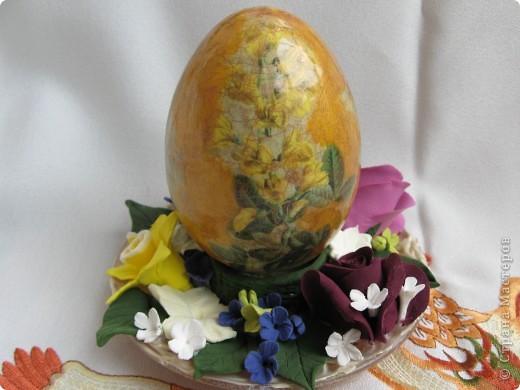 Декоративные яйца. Вот такие подарки я приготовила близким к Пасхе. фото 3