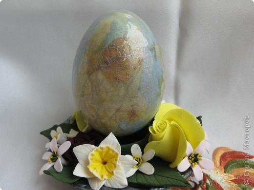 Декоративные яйца. Вот такие подарки я приготовила близким к Пасхе. фото 7