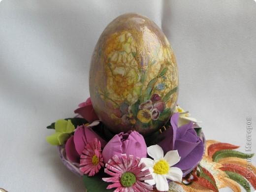 Декоративные яйца. Вот такие подарки я приготовила близким к Пасхе. фото 10