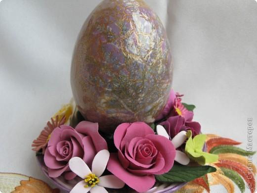 Декоративные яйца. Вот такие подарки я приготовила близким к Пасхе. фото 11