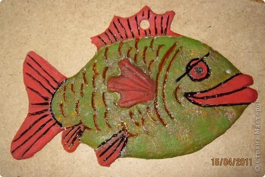 моя первая рыбёшка из улова... фото 2