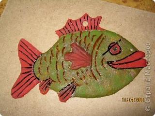 моя первая рыбёшка из улова... фото 1