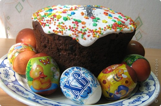 Самый любимый и почитаемый праздник на Руси с древних времен, конечно же, Пасха.После Великого Поста на стол в этот день выставляются самые разные и вкусные блюда. И среди них первое место занимают ритуальные кушанья. Это и пасхи, и бабы, и куличи, и другие вкусные вещи. Сегодня хочу поделиться своими рецептами Пасхального кулича. фото 2