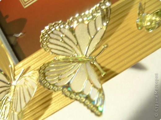 Рамка с бабочками! фото 3