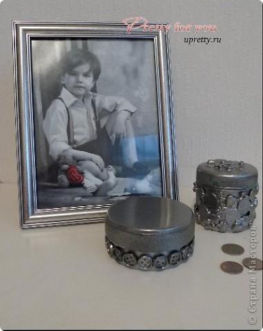 Шкатулки для мелочей  фото 1