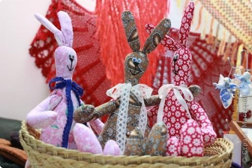 """Здравствуйте дорогие соседи! В начале марта в нашем городе проходил фестиваль """"Ручные вещи"""".  фото 11"""