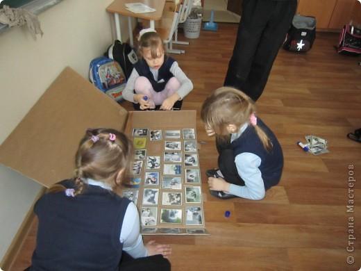 Творческий проект учащихся 1 А и 5 В классов фото 8