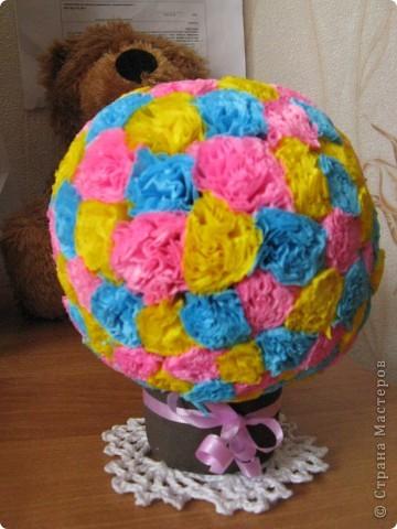 Мой первый шарик))
