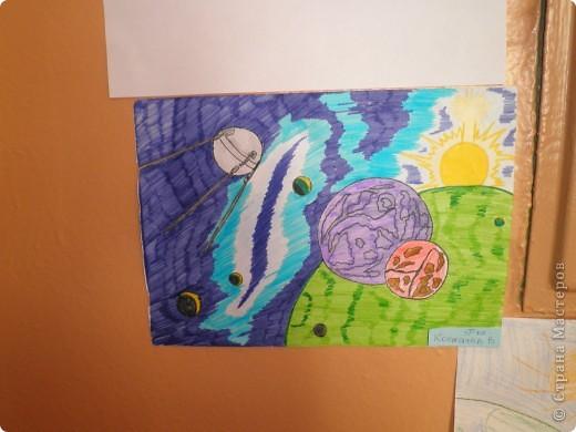 рисунки первоклашек фото 3