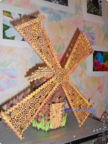 Впечатлила вот эта мельница,но у меня в гостях макаронная муза :) http://stranamasterov.ru/node/159279?c=favorite фото 2