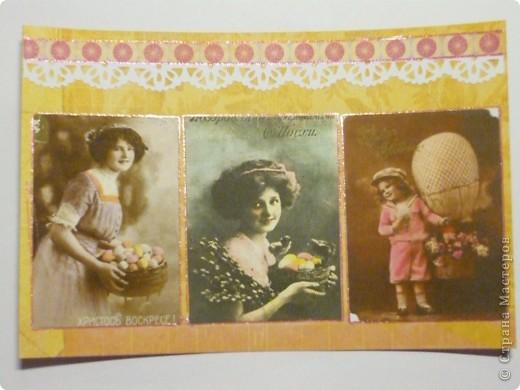 Немножко открыток к светлому празднику фото 1