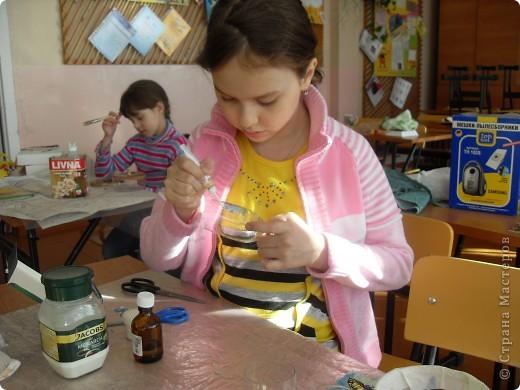 Лиза пробовала свои силы в скрапбукинге. фото 11