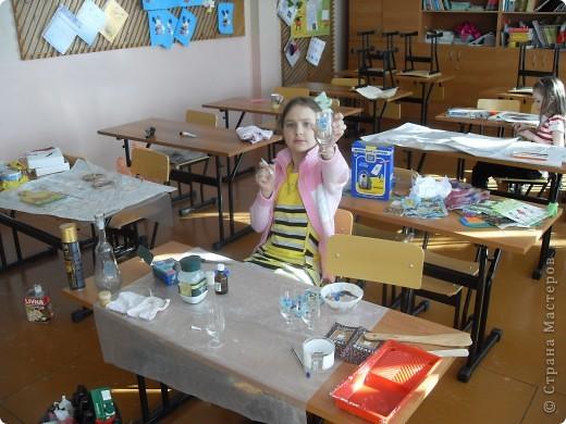 Лиза пробовала свои силы в скрапбукинге. фото 13
