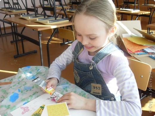 Лиза пробовала свои силы в скрапбукинге. фото 29