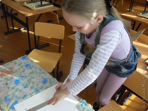 Лиза пробовала свои силы в скрапбукинге. фото 31