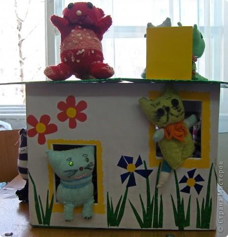 Кошкин дом фото 3