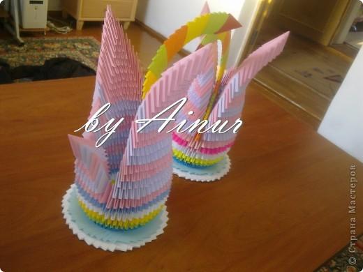 мои первые оригами) фото 1