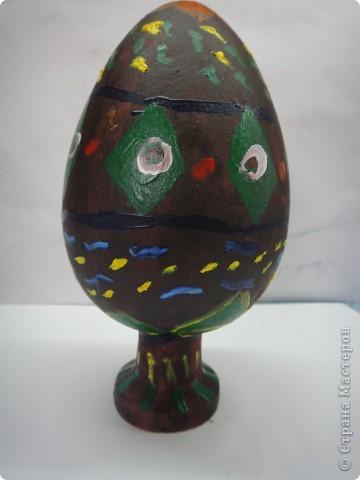 Решила предложить своим мастерам расписать яйцо, используя славянскую символику. фото 3