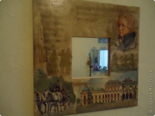 зеркало Вена фото 1