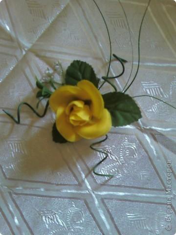 У вас был букетик искусственных цветов...  фото 10