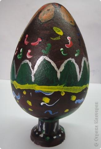 Решила предложить своим мастерам расписать яйцо, используя славянскую символику. фото 10