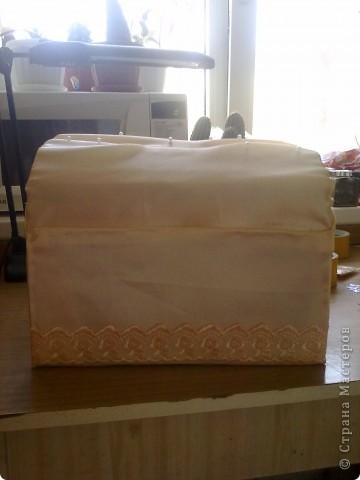 Вот такая коробочка у меня получилась, с учетом того что такую работу делала первый раз. фото 4