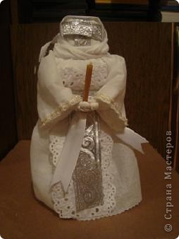 Кукла оберег ПАСХА (Пасхальная) фото 1