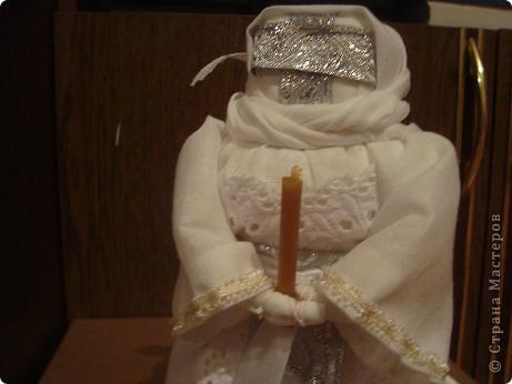 Кукла оберег ПАСХА (Пасхальная) фото 2
