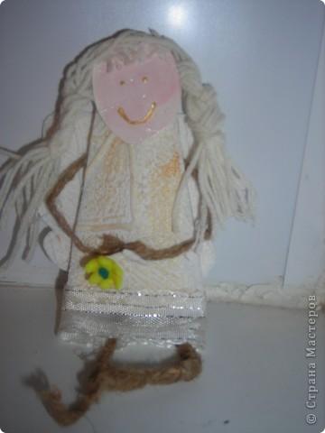 Ангел-повторялка фото 2