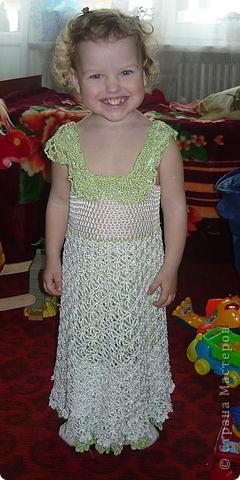"платье ""Красавица""  фото 2"