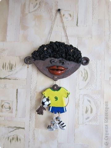 Нападающий сборной Бразилии. Супермачо с чувственными губами)) фото 1
