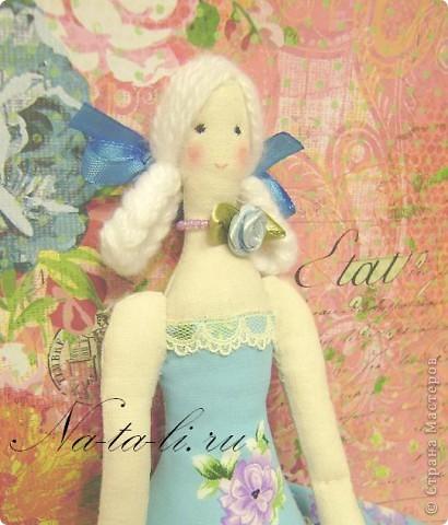 Всем хорошего времени суток! Хочу показать моё новое творение о котором долго мечтала. Моя первая кукла тильда. фото 5
