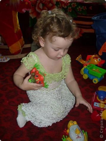 "платье ""Красавица""  фото 1"