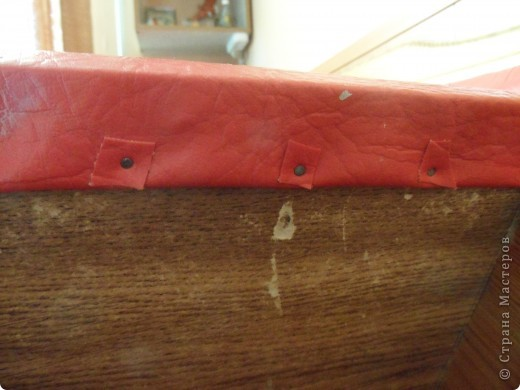 Так как я работаю дизайнером корпусной мебели, то позволила себе самостоятельно изменить наш гарнитур, которому сто лет в обед. фото 3