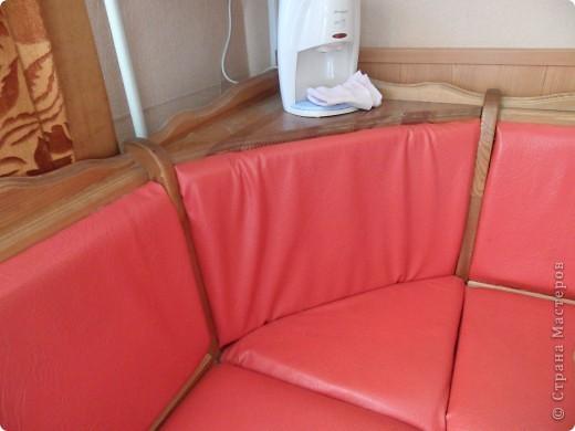 Так как я работаю дизайнером корпусной мебели, то позволила себе самостоятельно изменить наш гарнитур, которому сто лет в обед. фото 2