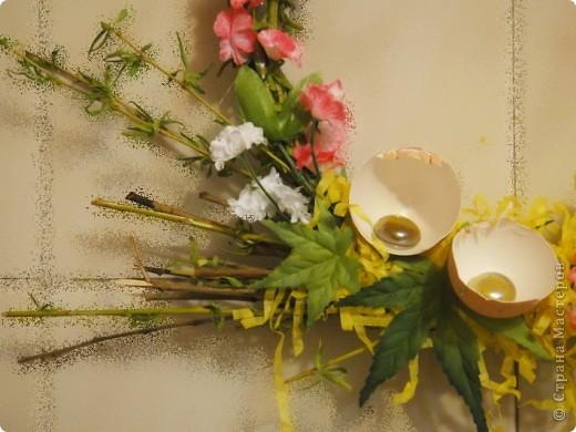 вот такие простенькие в исполнении веночки выгодно украсят ваш дом или офис в преддверии праздника. фото 4