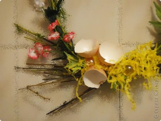 вот такие простенькие в исполнении веночки выгодно украсят ваш дом или офис в преддверии праздника. фото 6