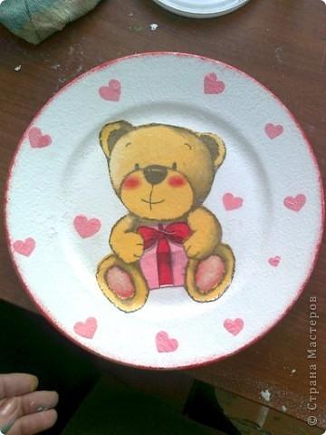 И опять тарелочки... фото 4